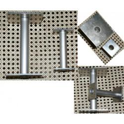 Metallinoutokapula, alumiini