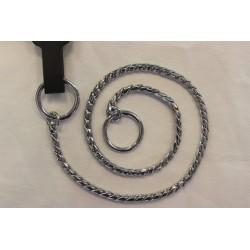 Snake-ketju kromattu 3.5 mm