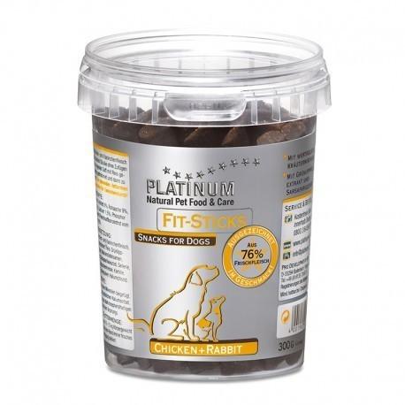 Platinum kana&kaniini Fit sticks